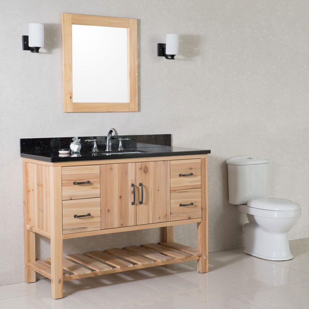 The Bella Collection 48 In 2020 Single Sink Vanity Vanity Sink
