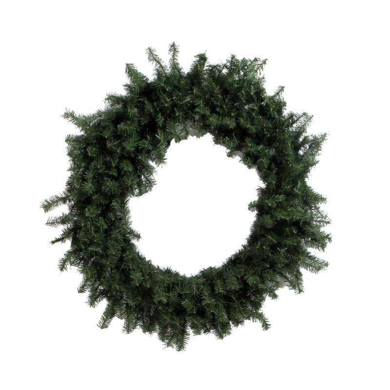 16 Quot Pvc Wreath Artificial Christmas Wreaths Christmas