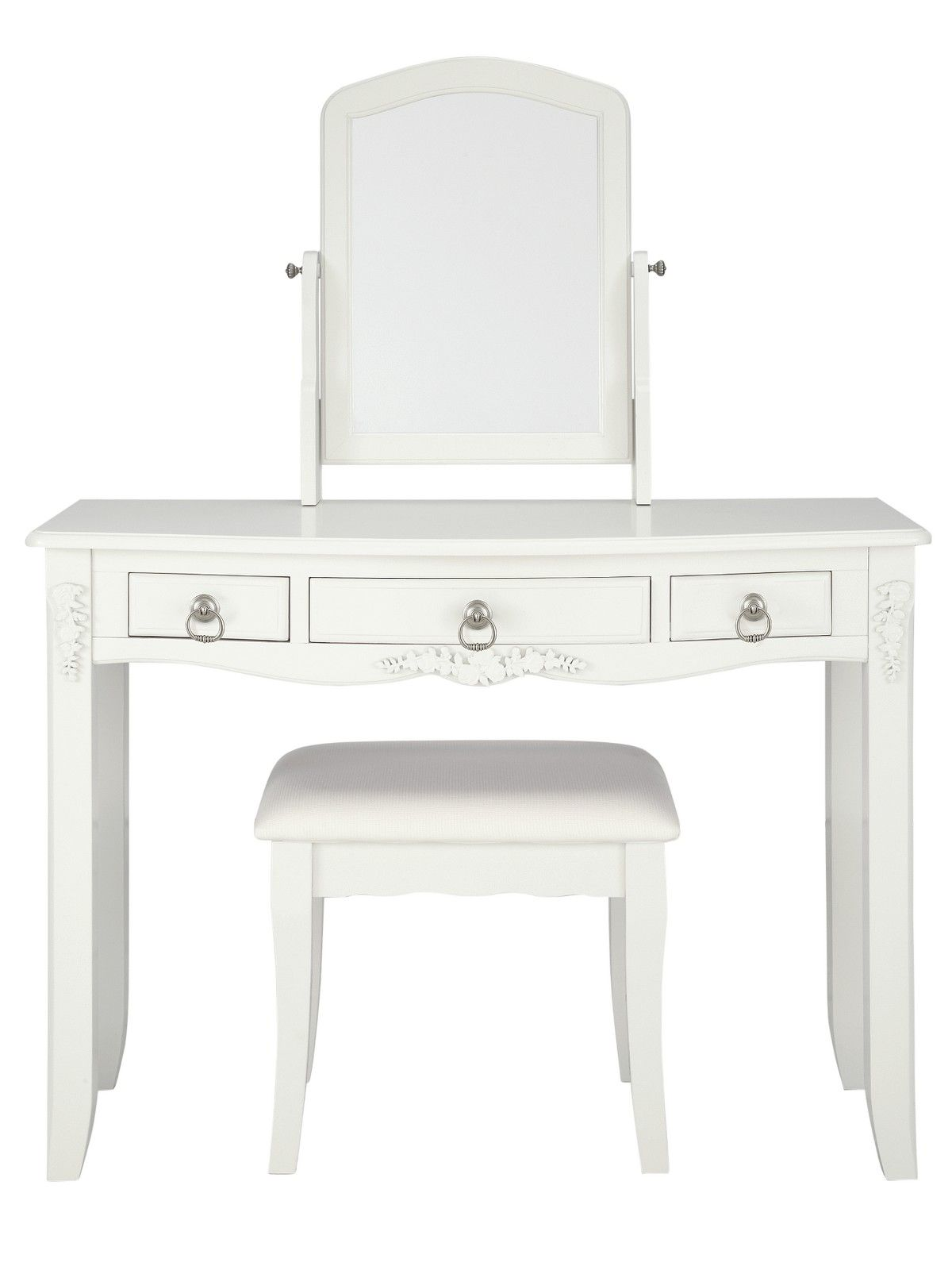 Rachel Dressing Table, Mirror and Stool Set | Littlewoods.com £239 ...