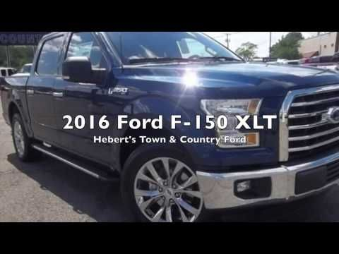 2016 Ford F 150 Xlt Hebert 39 S Town Amp Country Youtube With Images Ford F150 Ford Country
