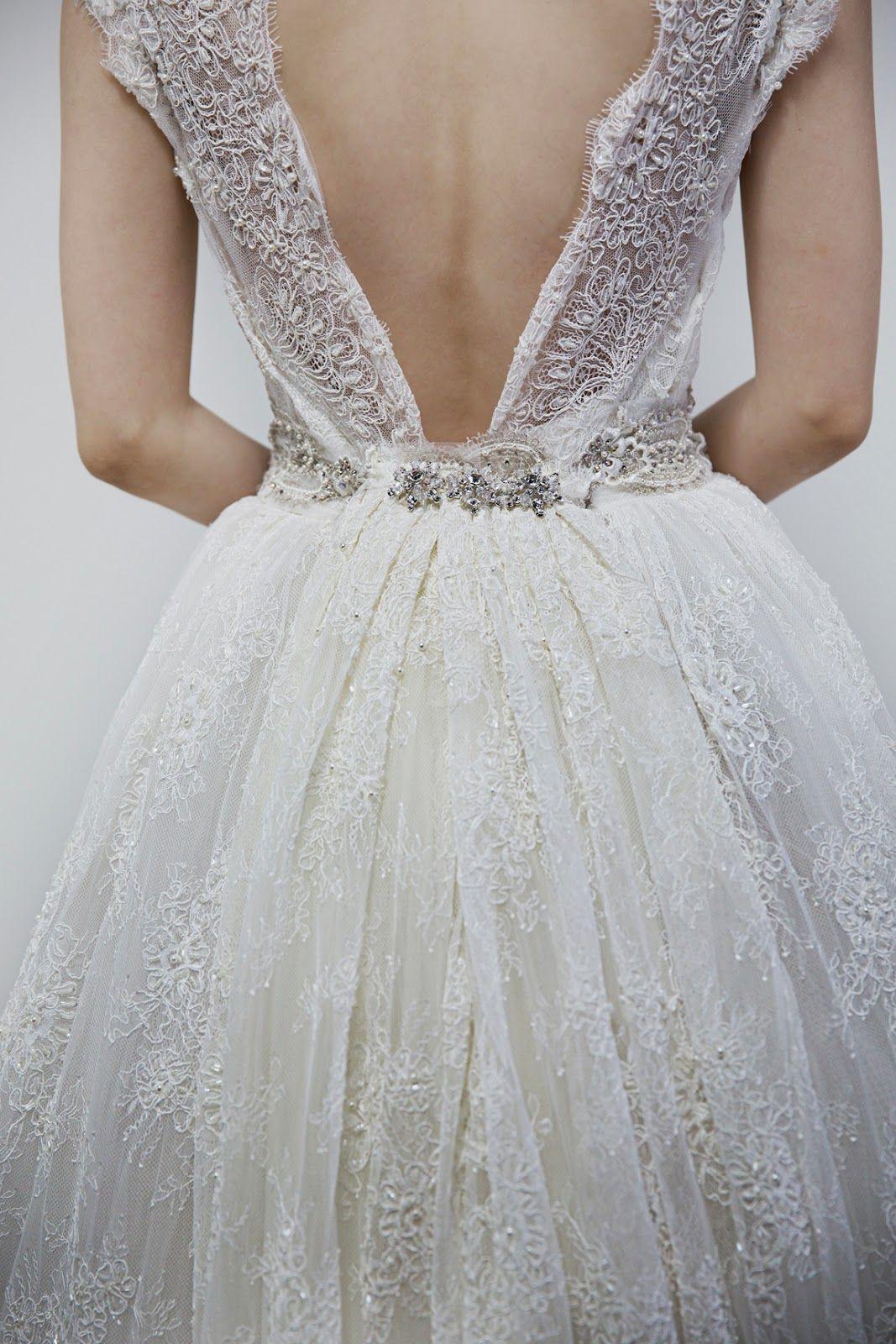 Back detail wedding dress  pretty back detail  The Dress  Pinterest  Detail Wedding and