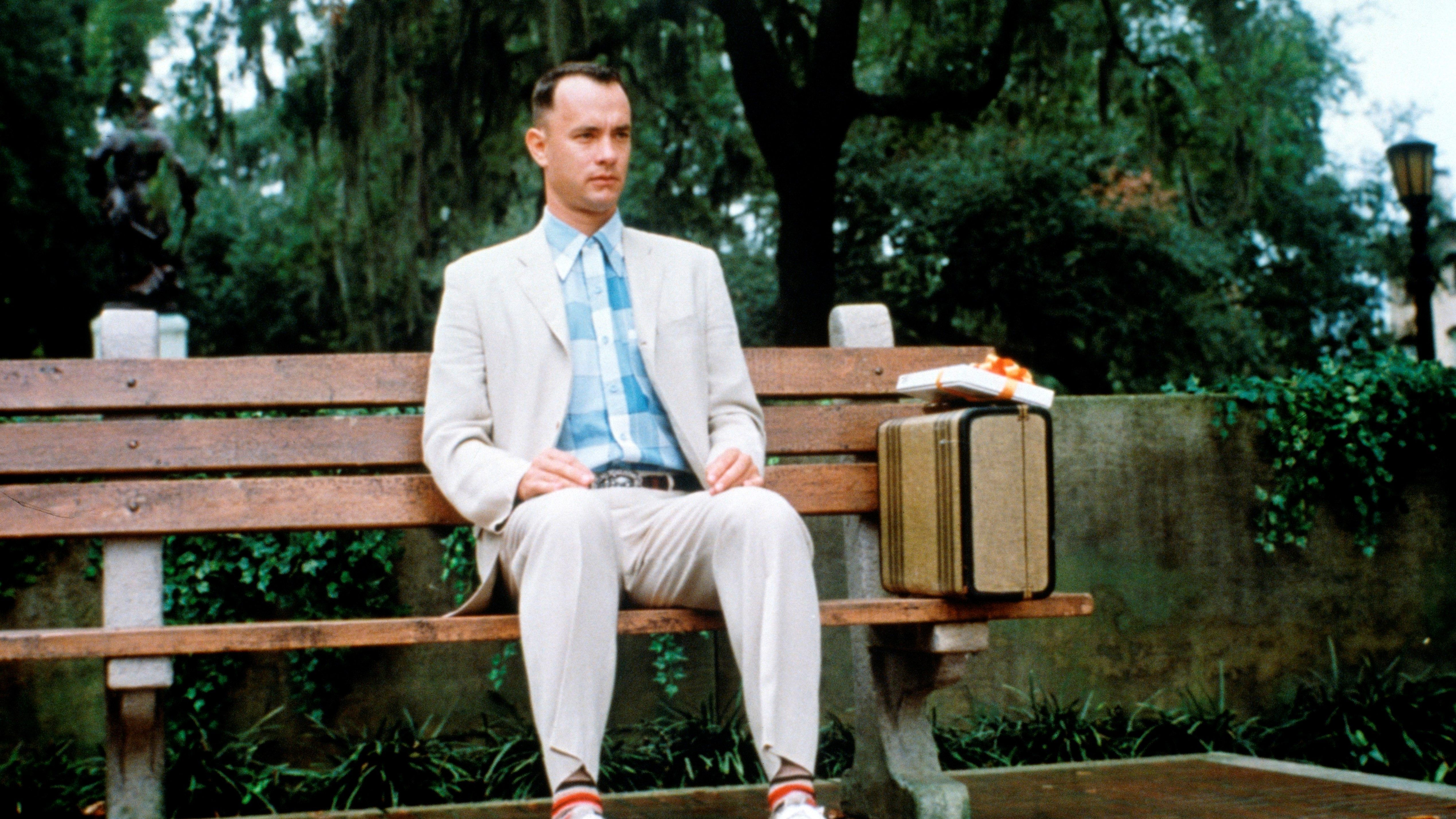 'Forrest Gump' sequel that included Princess Diana, OJ