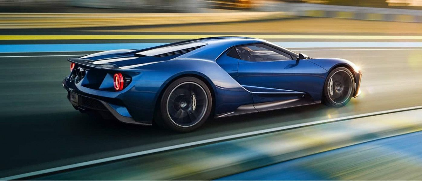2020 Ford Gt Specs Release