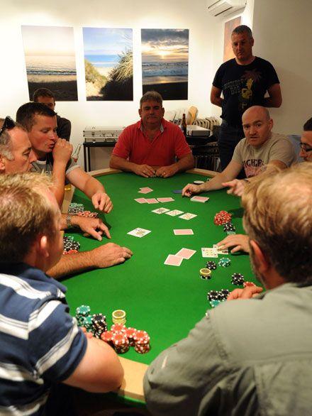 Wife Host Poker