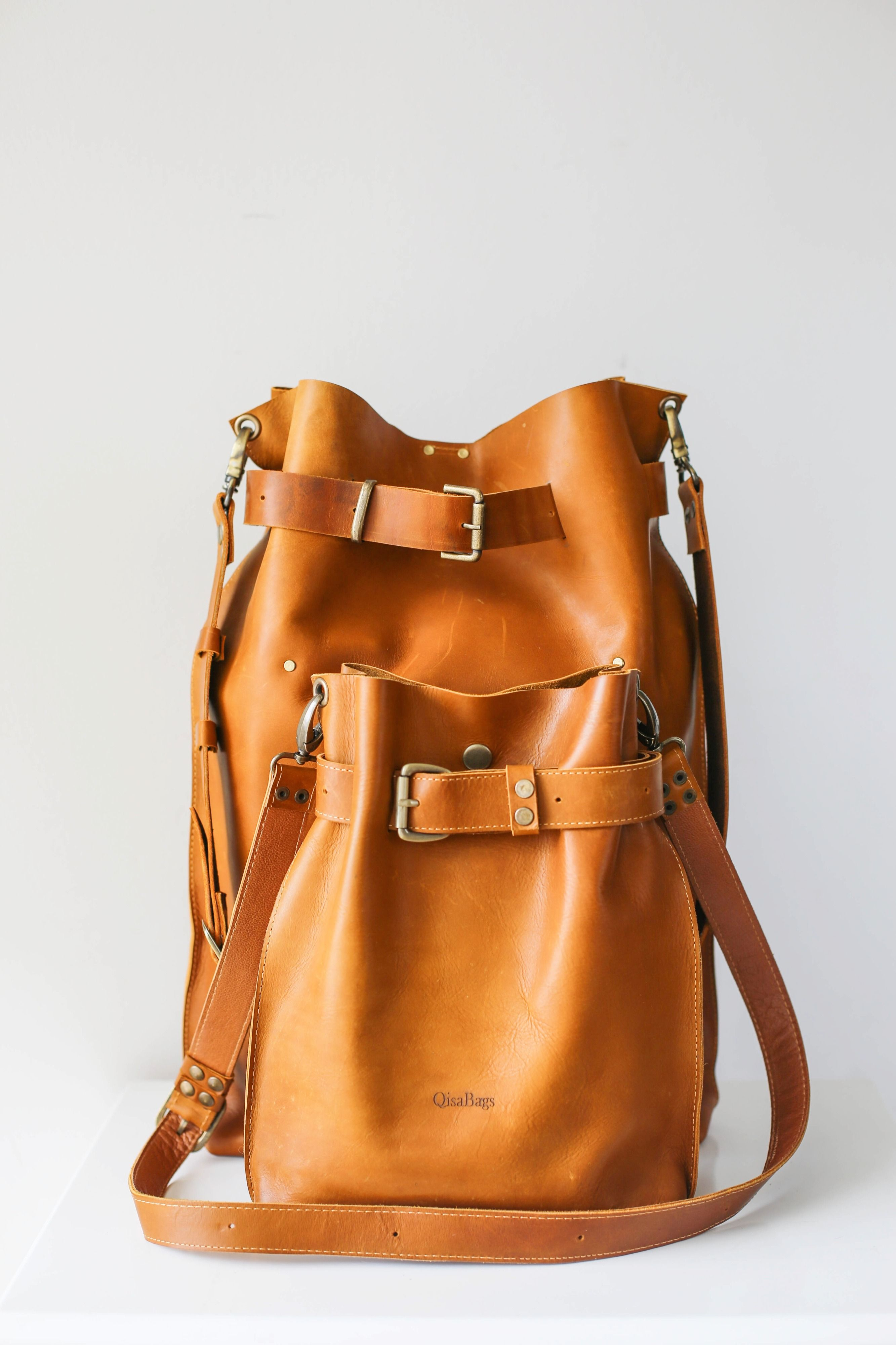 Large Leather Bag 3c2822d936adc