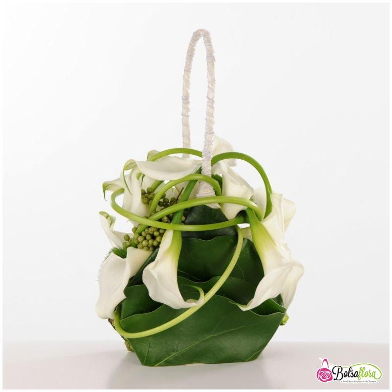 Bolsa Flora I Creation 2 Original Resolution Modern Flower