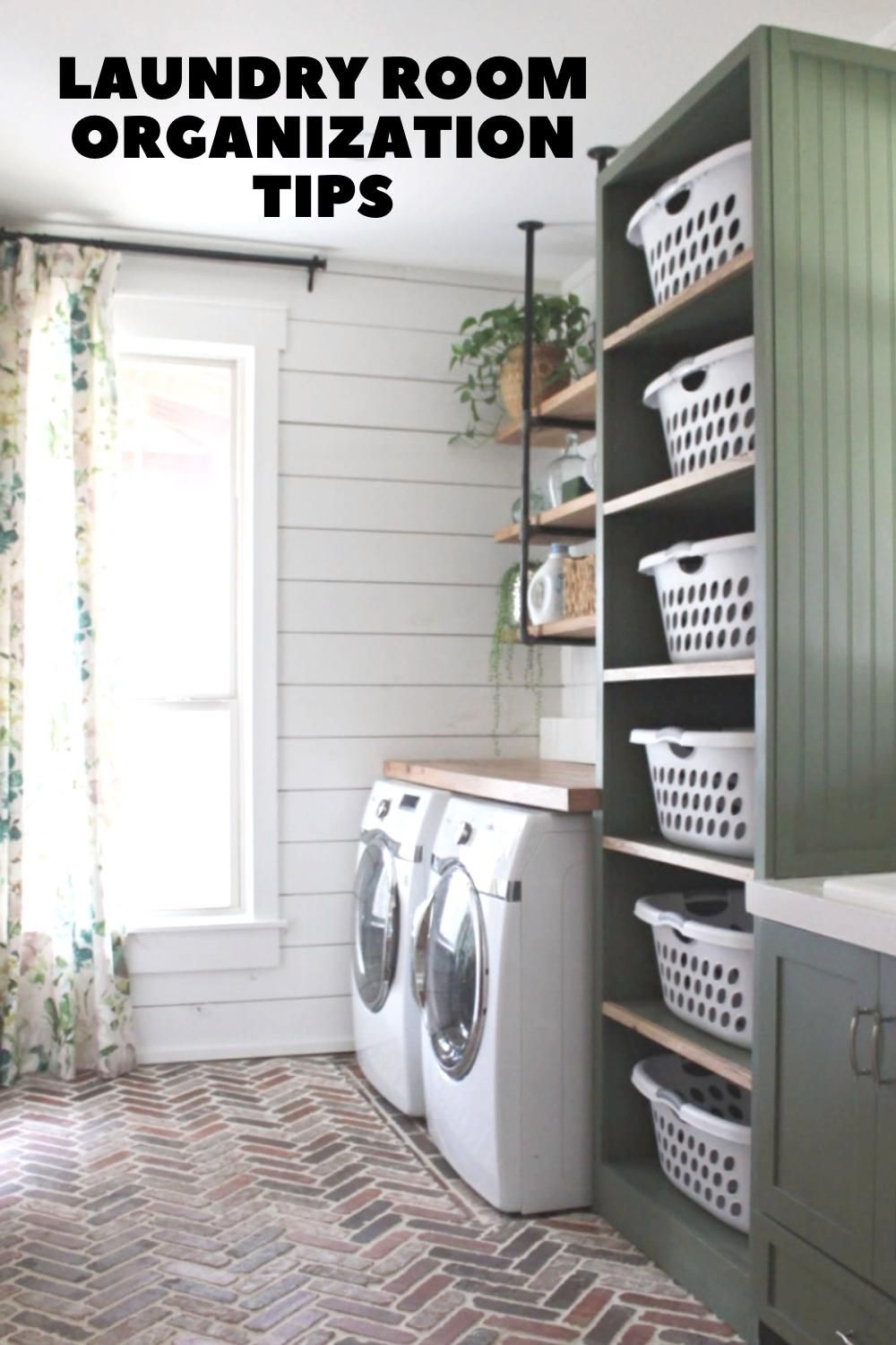 Laundry Room Organization Tips For Your Home