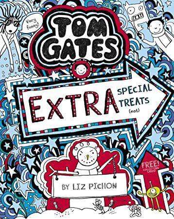 Free eBook Tom Gates Extra Special Treats not Tom Gates series Book 6