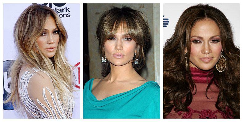 awesome Jennifer Lopez Haar Anhand der Jahre: Von Brunette Blond #Anhand #Blond #Brunette #Haar #Jahre #Jennifer #Lopez