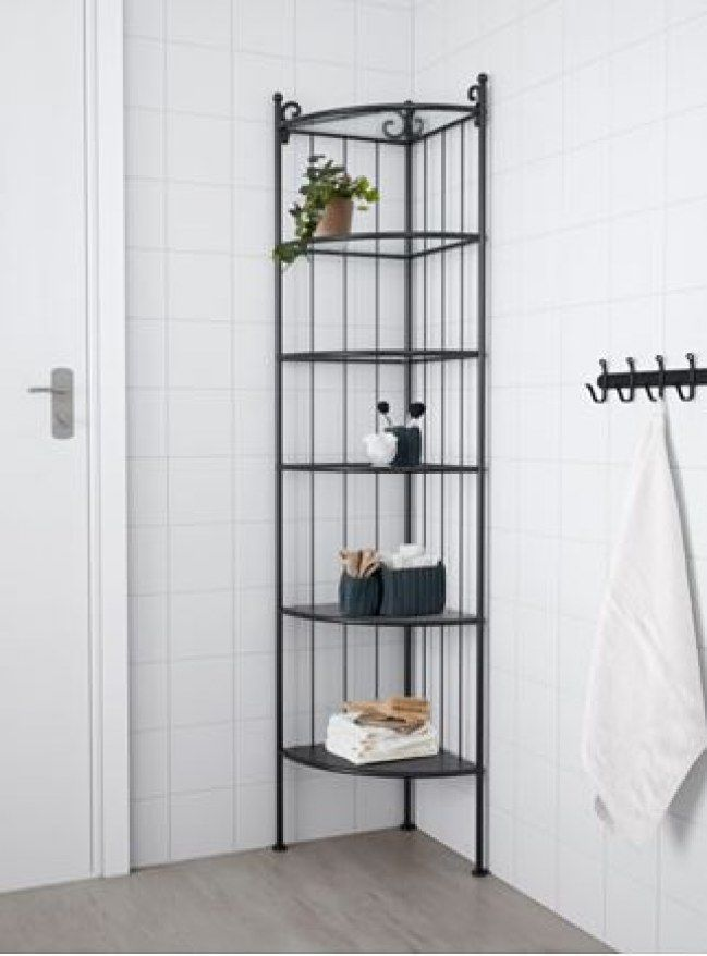 1 Zimmer Wohnung Einrichten Mit Diesen Tipps Wird Euer Zuhause Zum Ech Badezimmer Eckregal Eckregale Eckregal
