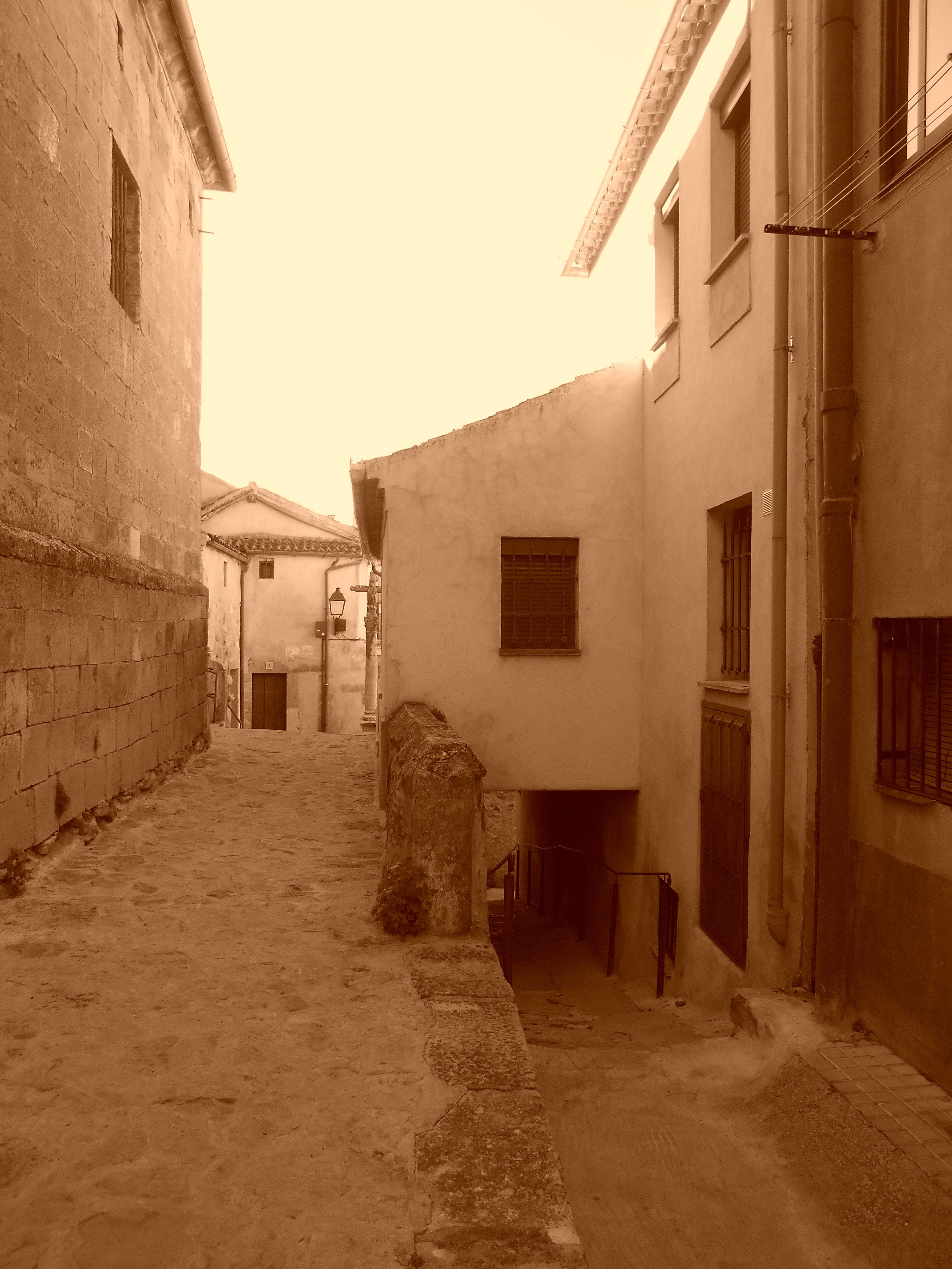Rincon junto a iglesia de San Bartolomé