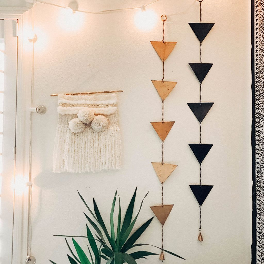 Prismatic Wall Hanging Decor | Hanging wall decor, Hanging decor, Diy wall