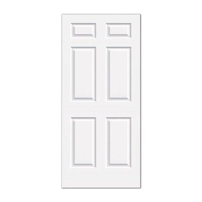 ProSteel 6-Panel Inswing Steel Entry Door  sc 1 st  Pinterest & ProSteel 6-Panel Inswing Steel Entry Door | *Building Materials ... pezcame.com