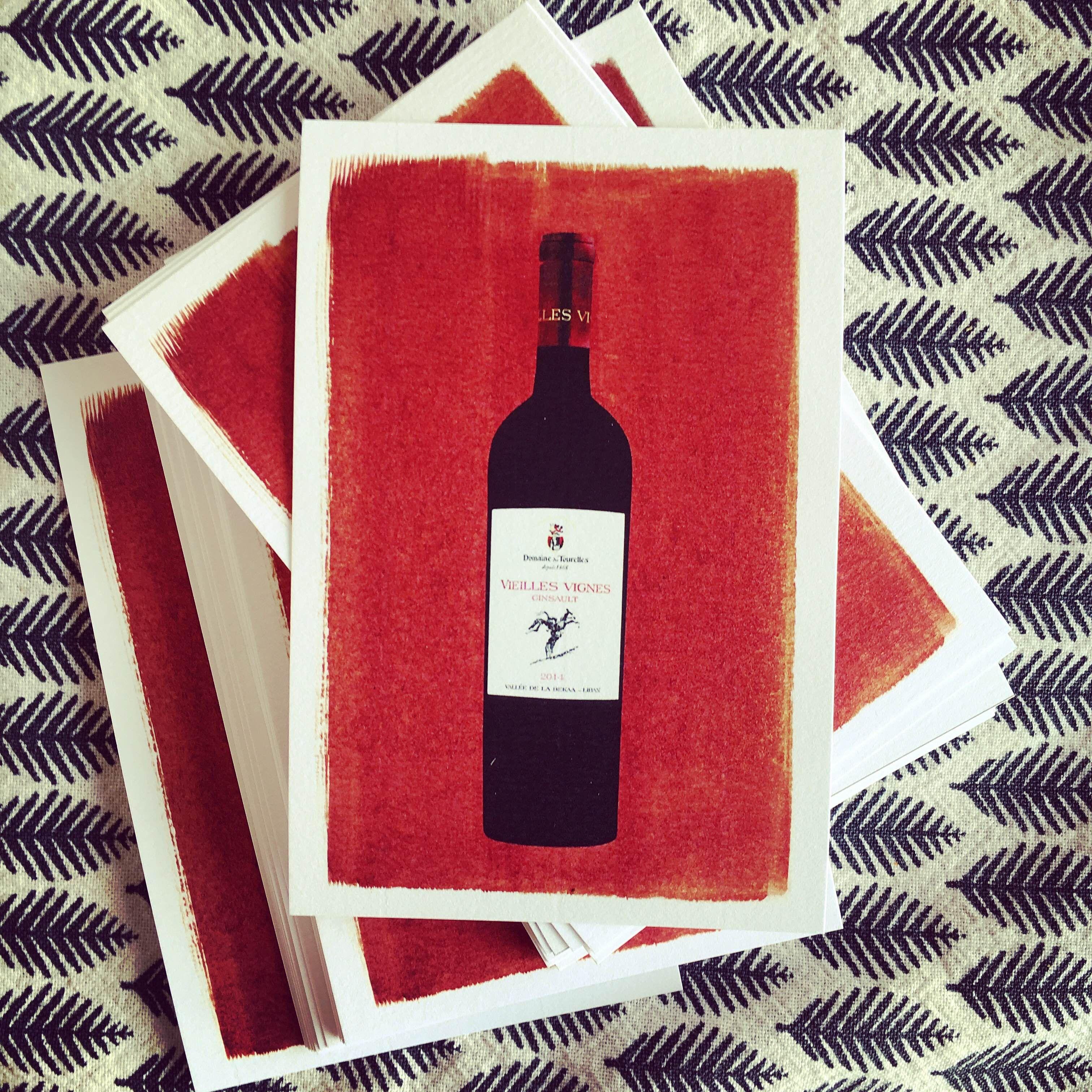 Vieilles Vignes La Derniere Revelation Du Domaine Des Tourelles Bientot En Vente Au Liban Et Dans Le Monde Domainedestourelles Winery Lebanonwin Con Imagenes Cola