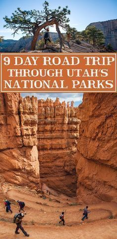 Driving The Utah National Parks – 9 Day Road Trip
