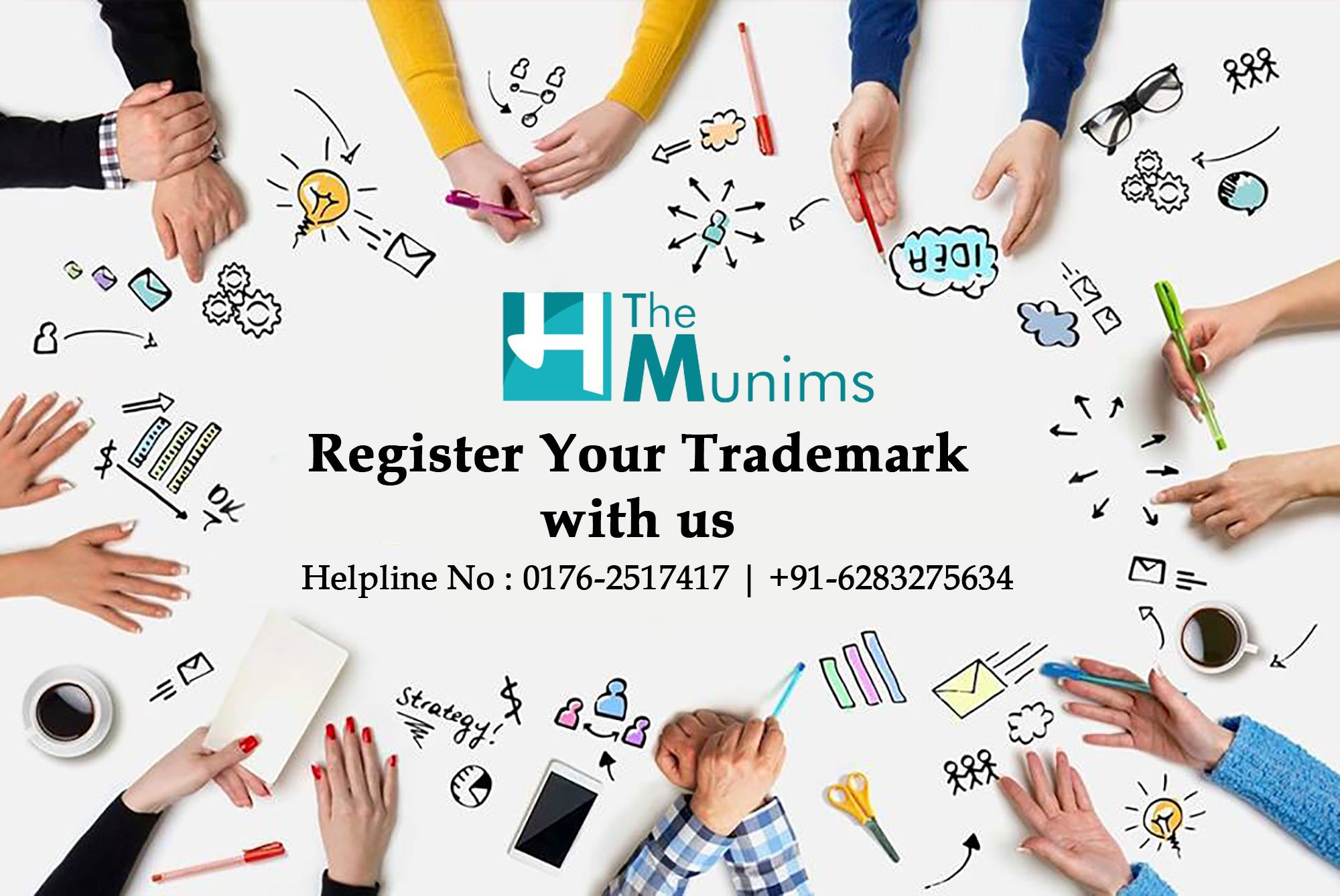 Are you looking for trademark registration? The Munims is