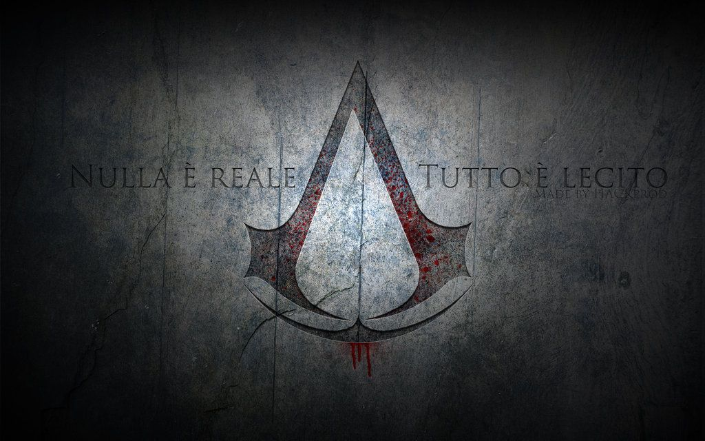 Assassins Creed Wallpaper by xNh4cK Assassin's creed