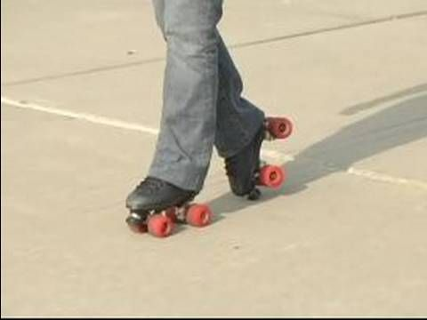 How To Roller Skate How To Stop On Roller Skates Roller Skating Roller Derby Skates Roller