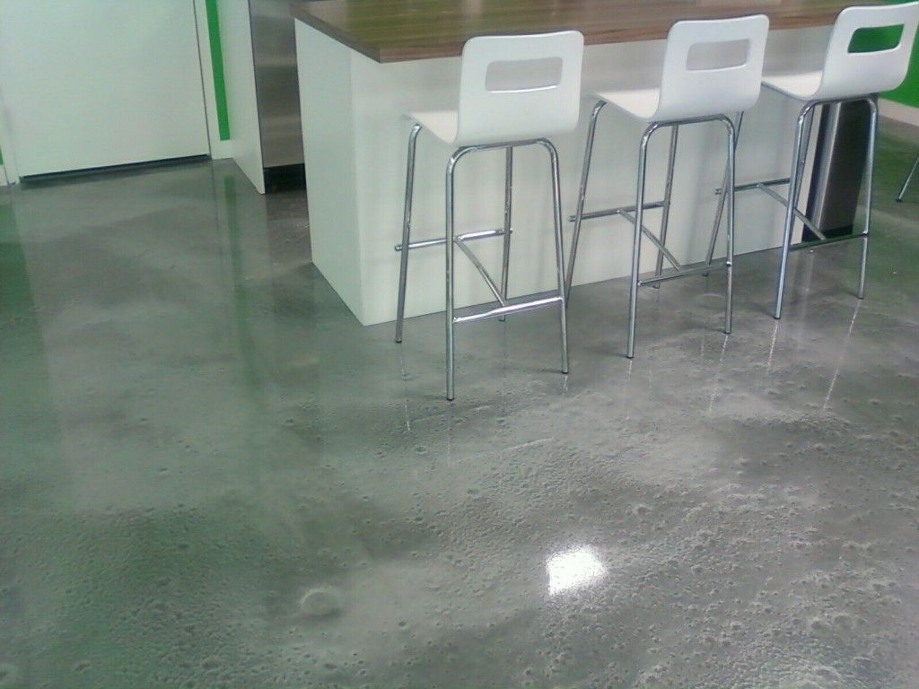 Floor Coverings For Kitchen Platinum Metallic Epoxy Flooring The Looks You Can Achieve Are