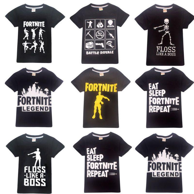 Fortnite T Shirt Dance Emote Adults Kids New Xbox Ps4 T Shirt Floss
