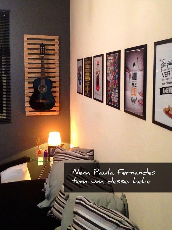 Homens Da Casa Painel De Madeira Decoração Quarto Rock Decorações Da Sala De Música