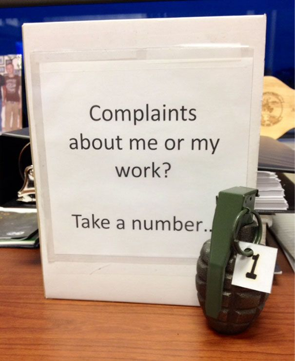 Passive Aggressive Office Notes That Are So Good You Can't Even Be Mad