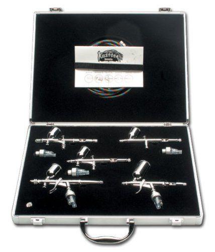 Iwata Airbrush Kit >> Iwata Medea Ultimate Kustom Airbrush Kit Truly For Professionals