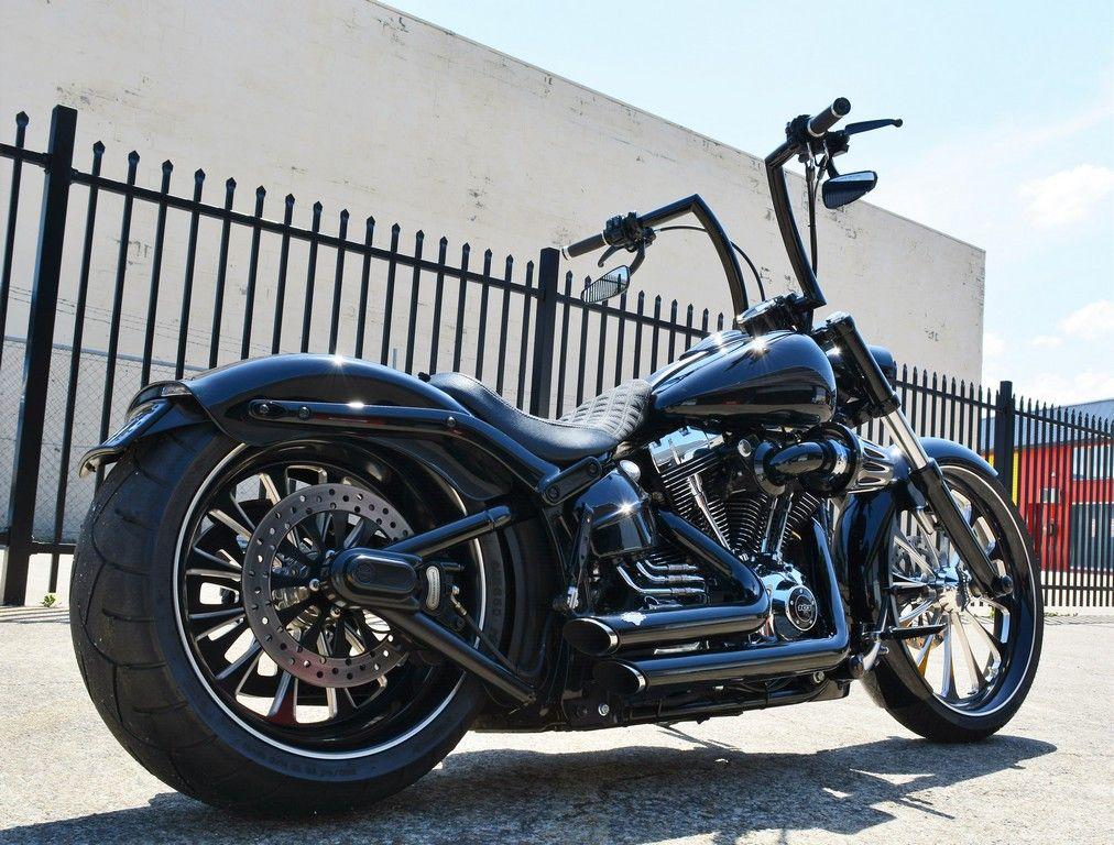2015 Harley Davidson Breakout, Daytona Custom Builds