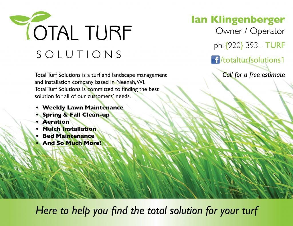 New Company New Ad Landscaping Business Cards Lawn Care Business Lawn Care Business Cards