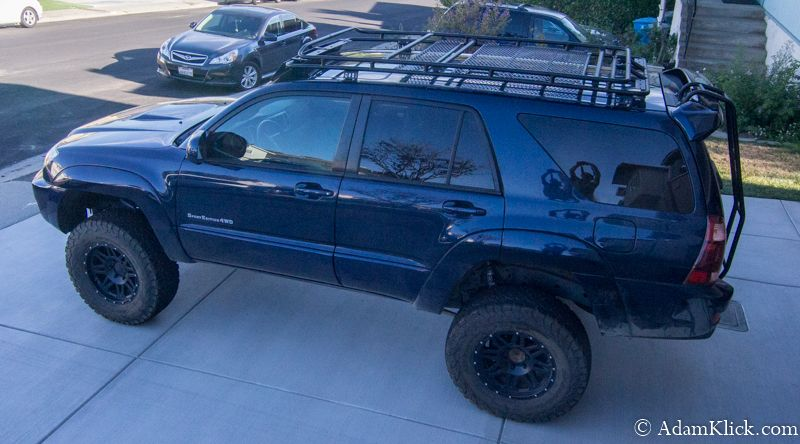 Adam's 2005 4runner v8 overland build! Expedition Portal