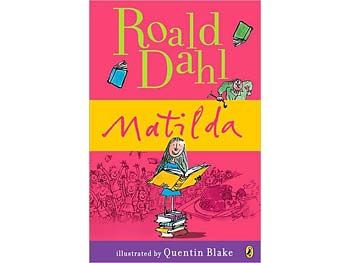 """So Matilda's strong young mind continued to grow, nurtured by the voices of all those authors who had sent their books out into the world like ships on the sea. These books gave Matilda a hopeful and comforting message: You are not alone."" — Roald Dahl, Matilda"