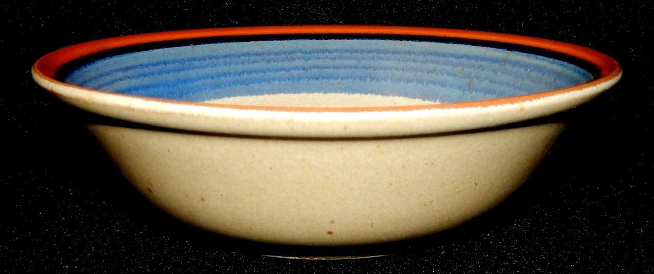 Mikasa Sand And Sea Potters Art Lot Of 2 Soup Cereal Bowl Ben Seibel