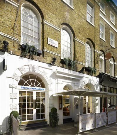 Park Plaza Sherlock Holmes London A Great Little Hotel On Baker Street