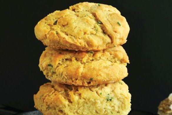 Minimalist Baker Garlic Cheddar Herb Biscuits Herb Biscuits Recipe Vegan Biscuits Recipes Biscuit Recipe
