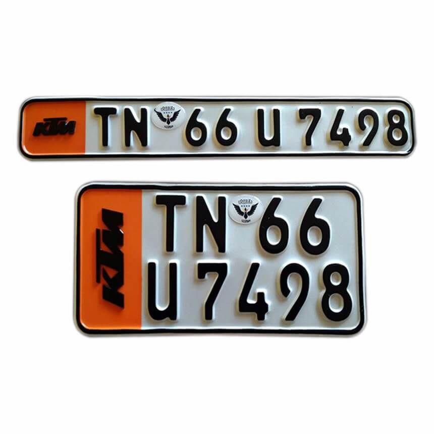 Bike Number Plate Online Number Plate Number Plate Design