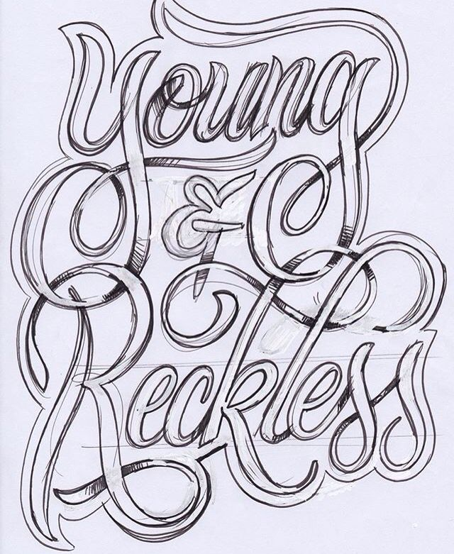 Pin On Typography Lettering