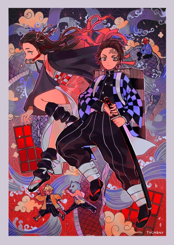 toki STORE OPEN on Twitter | Anime demon, Anime fanart, Anime