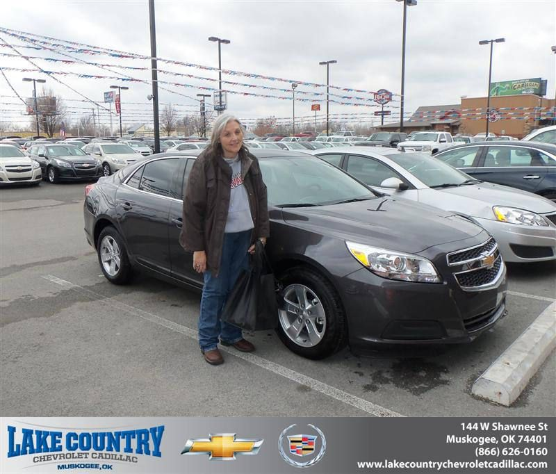 #HappyBirthday to Debra Brown from Katie Butler  at Lake Country Chevrolet Cadillac!