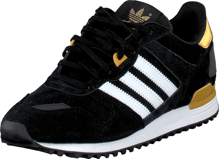 Adidas Originals - Zx 700 W Core Black/Ftwr White/Gold