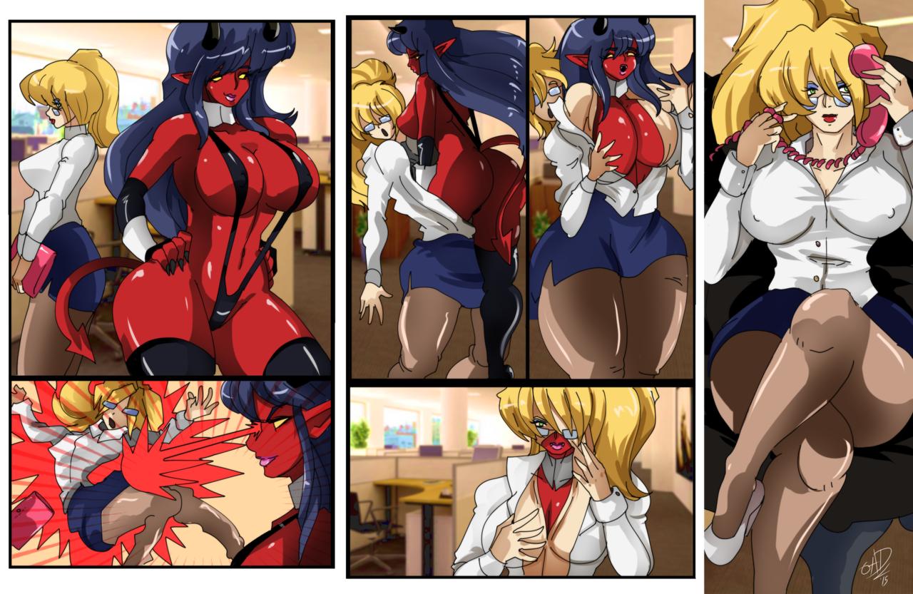 Lesbian Secretar 72