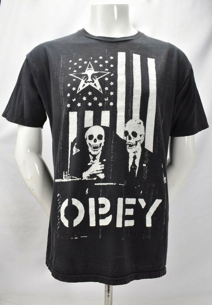 Obey Propaganda They Live T Shirt