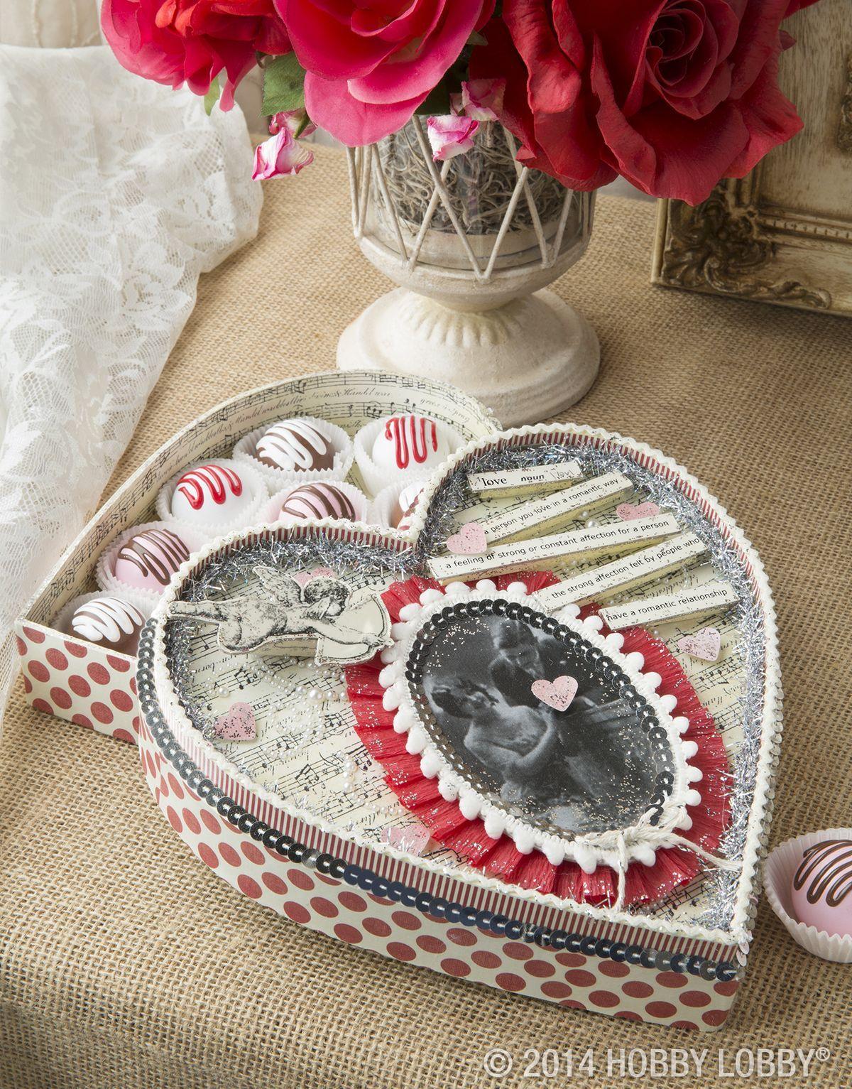 26++ Hobby lobby valentine craft ideas info