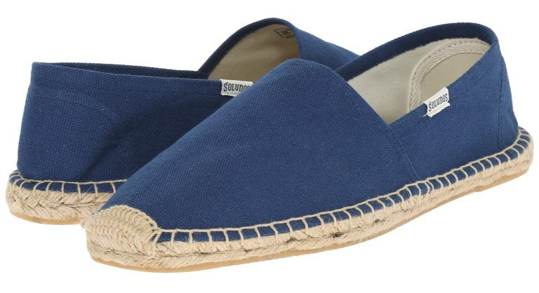 813edc2b4bc 11 Best Mens Espadrilles 2018 - Soludos and Toms Espadrille Slip-On Shoes