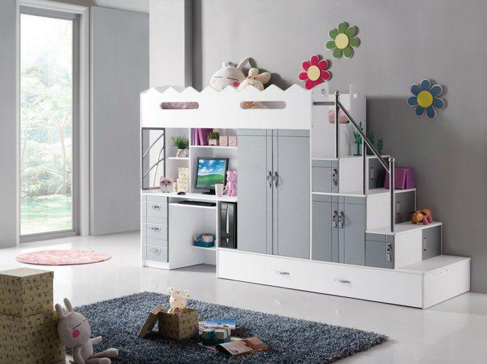 Le lit mezzanine ou le lit superspos quelle variante choisir mezzanine lit mezzanine - Chambre a coucher fly ...