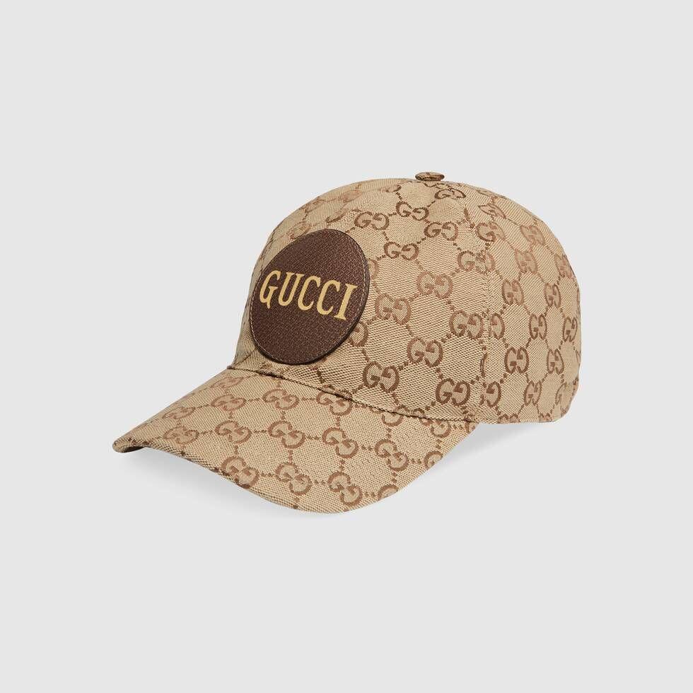 Gucci Gg Canvas Baseball Hat Baseball Hats Gucci Hat Gucci