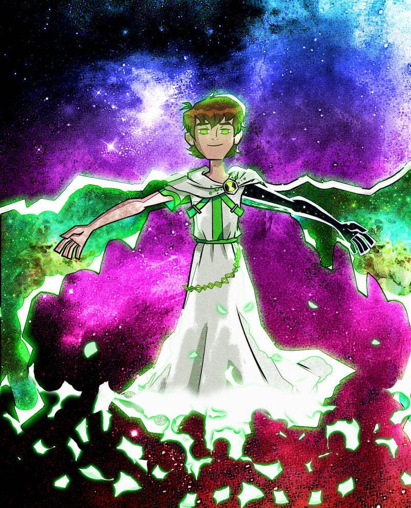 Cosmic Ben  An ultimate legend Anodite/Alien X god like