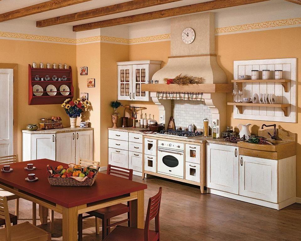 Best Kitchen Fancy Simple Country Kitchen Design Ideas 400 x 300