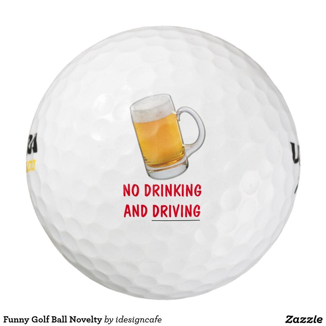 Create your own golf balls golf humor golf