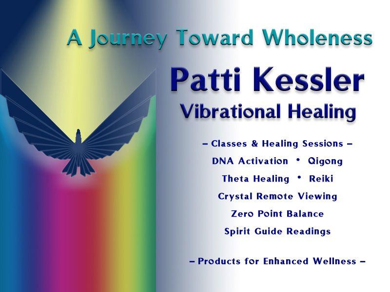 Patti Kessler Vibrational Healing