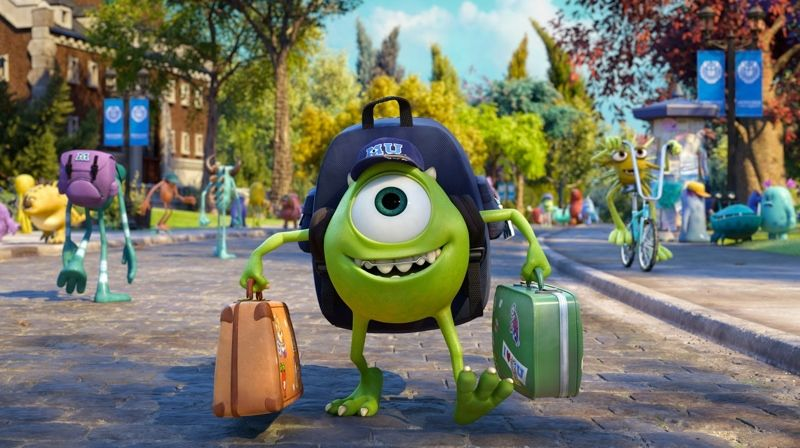 Video de la semana: Trailer Monsters University    En http://blogueabanana.com